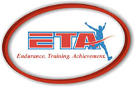 endurance training and achievement logo