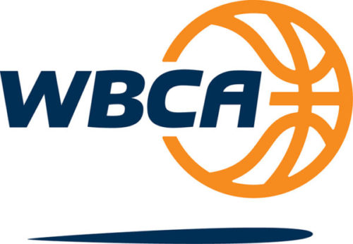 womens basketball coaches association logo